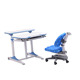 OEM custom multifunctional children ergonomic study kids adjustable desk with drawers