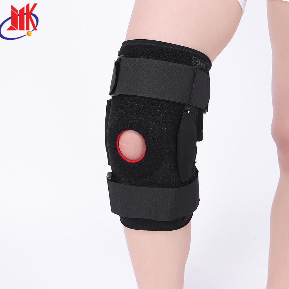 Sports Safety Premium Sports Knee Pad Protector Wholesale Gifts Elastic Brace Knee Belt Support Fastener Adjustable Strap For Outdoor Sports Sports & Entertainment