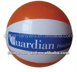 Logo Printed Inflatable Beach Ball