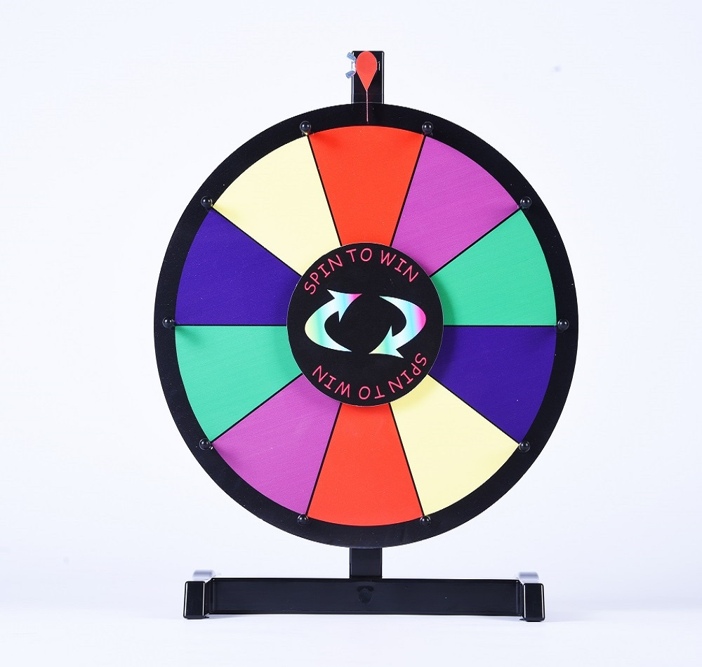 12inch Mini Plastic Wheel Of Fortune/tabletop Prize Wheel - Buy Advertising  Prize Wheel,Prize Wheel Of Fortune,Wheel Display Product on Alibaba com