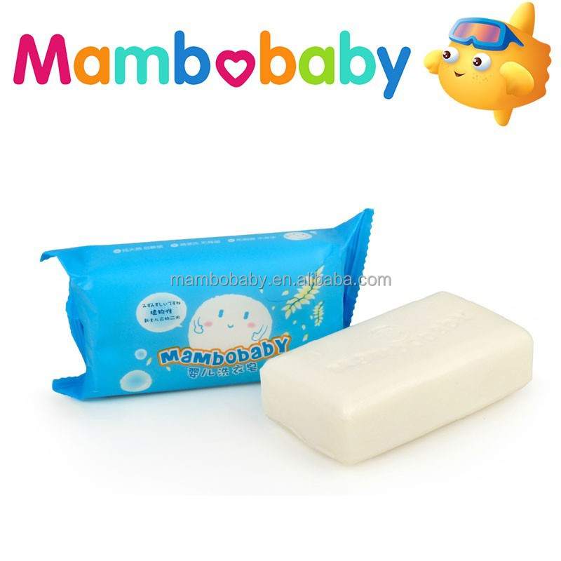 Natural Baby Soap for Baby Clothing