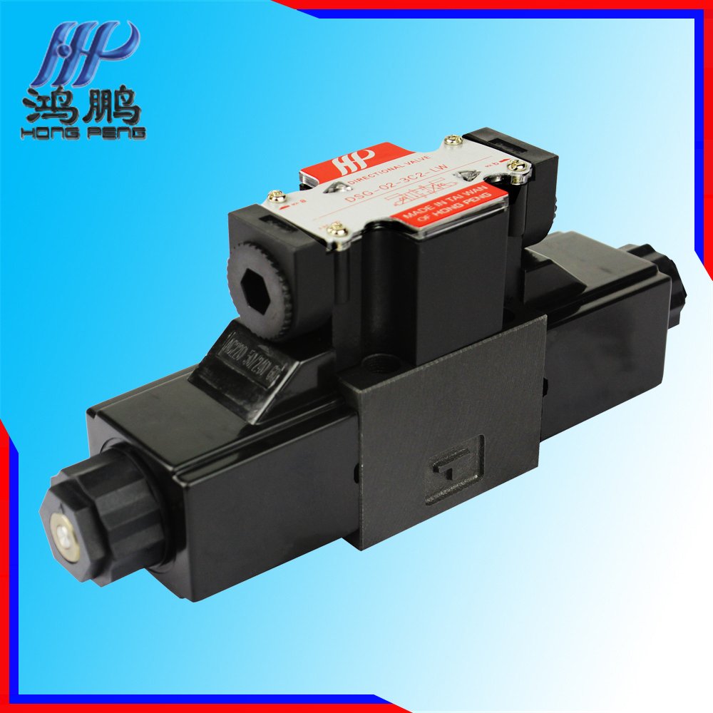 02-3c2-lw 220v Hydraulic Solenoid Valve Throttle Valve Pressure ...