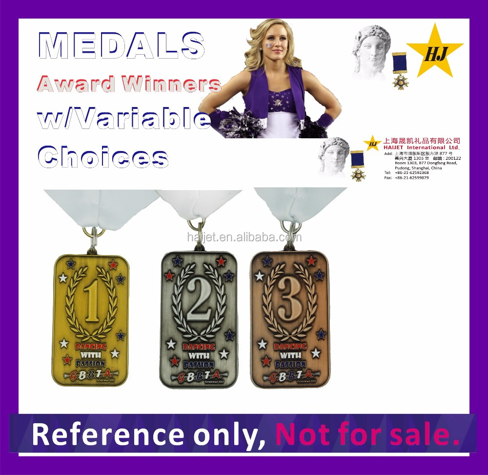 Die Casting custom sports medallion metal medal