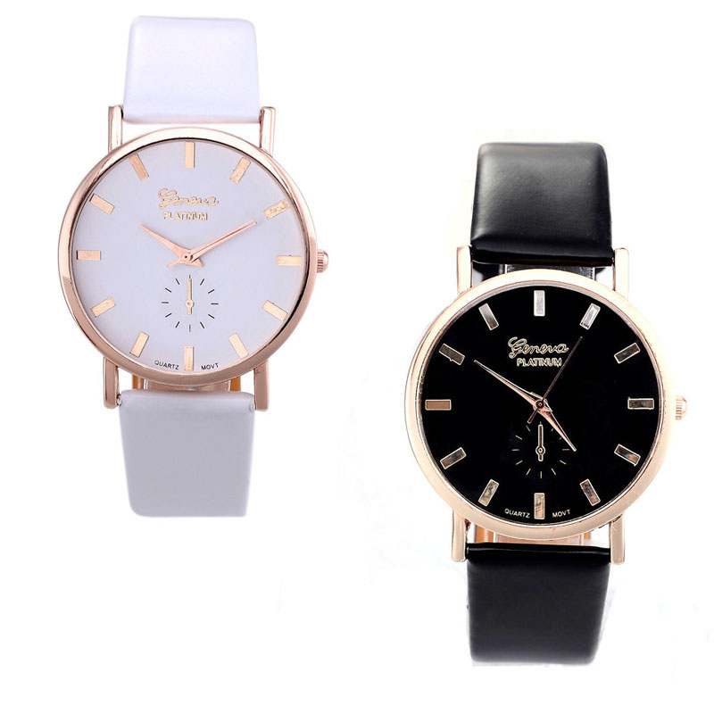 8e6527691 ... Leather Band Bracelet Watch Analog Quartz Wrist Watch Casual Girls  Montre Relogio. aeProduct.getSubject()
