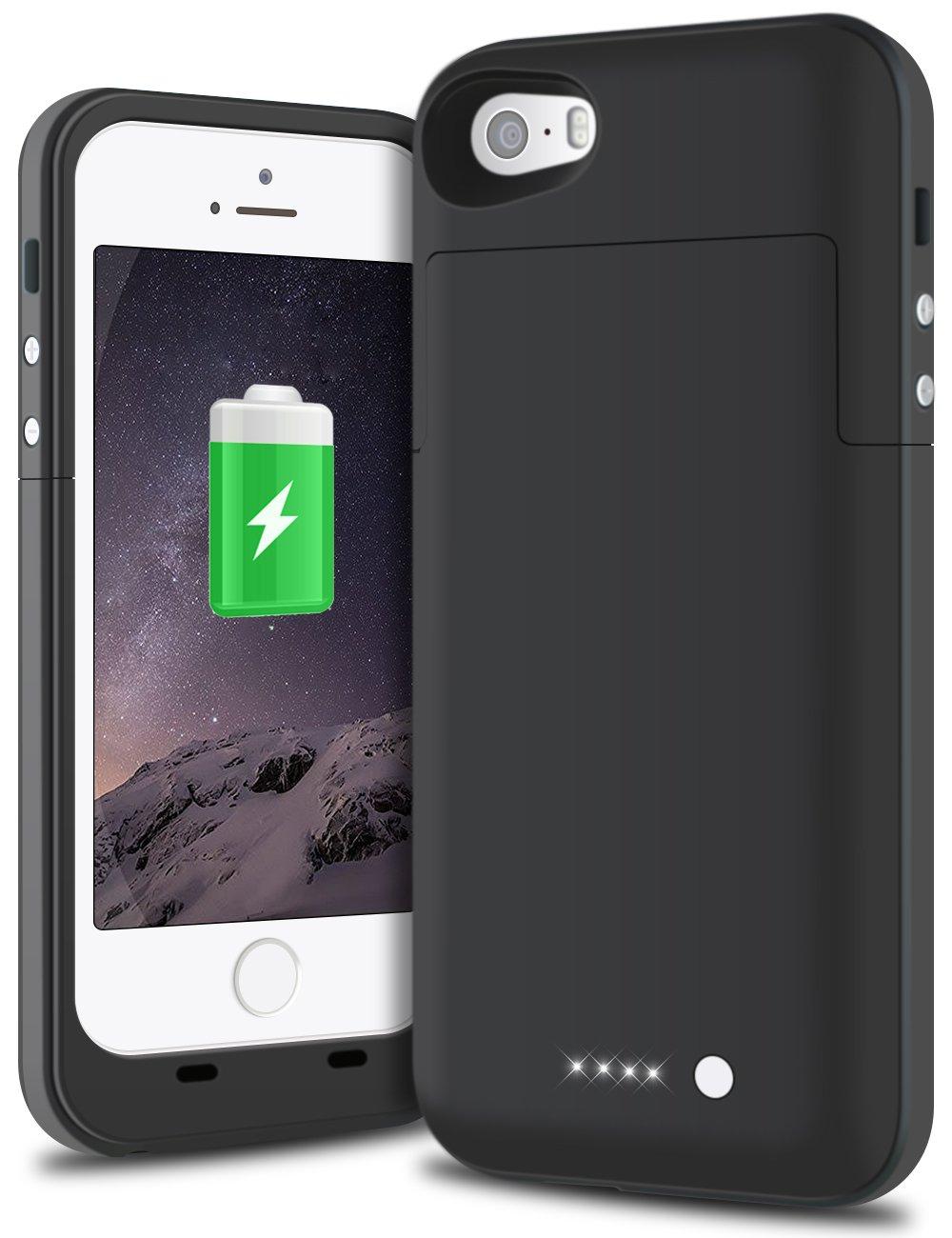 Buy iPhone 5S Battery Case, iPhone 5 Battery Case, HoneyAke