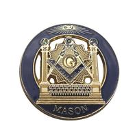 Mason ProductS Arts and Crafts Car Emblem Badges