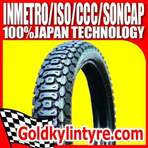 Off Road Motocross Tyre/Tire 4.10-18 3.50-18