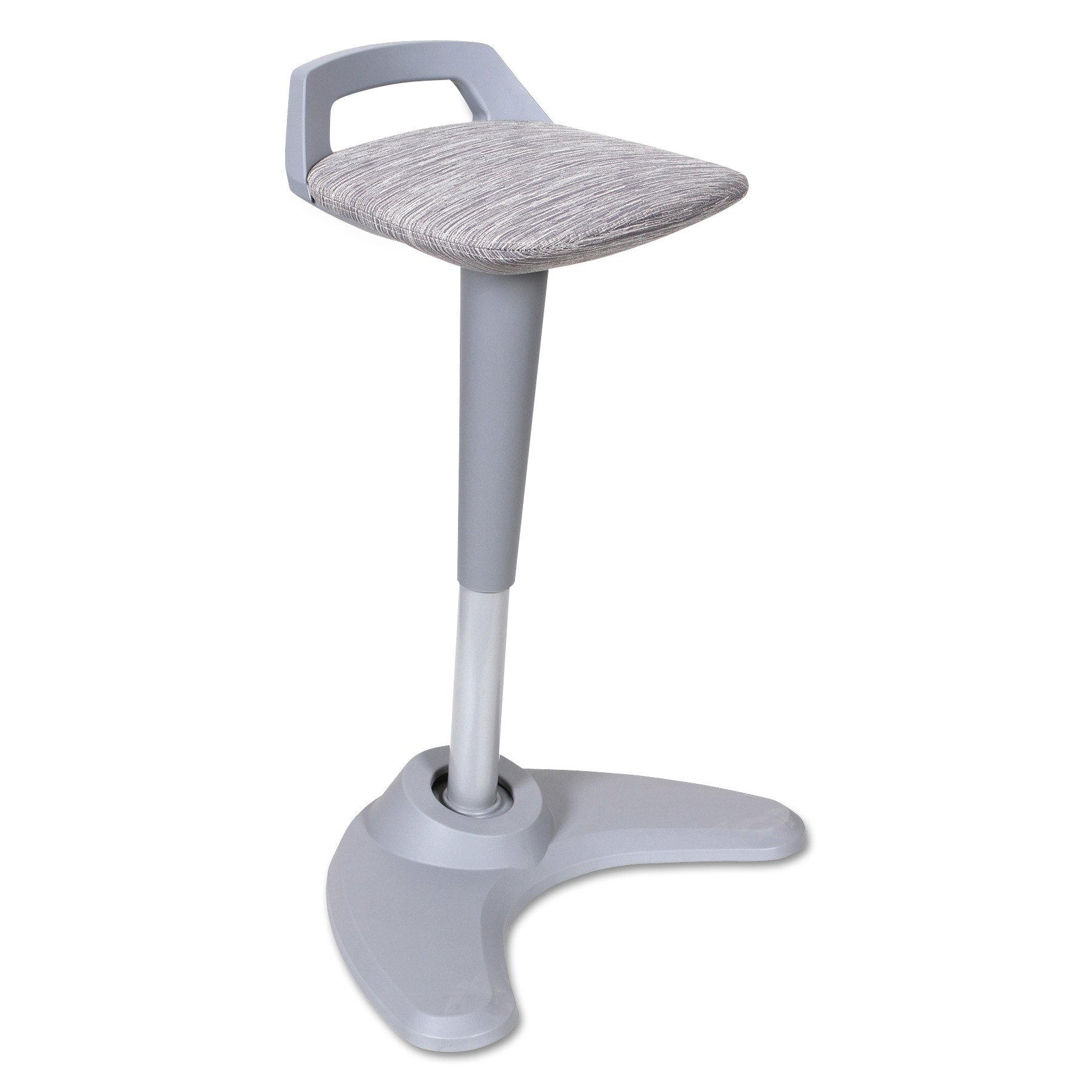 products and ro rolling perch stool owl blue