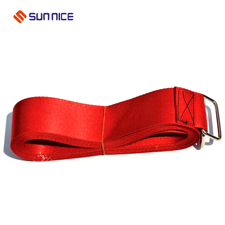 Promotional Hook Loop Buckle Pallet Strap