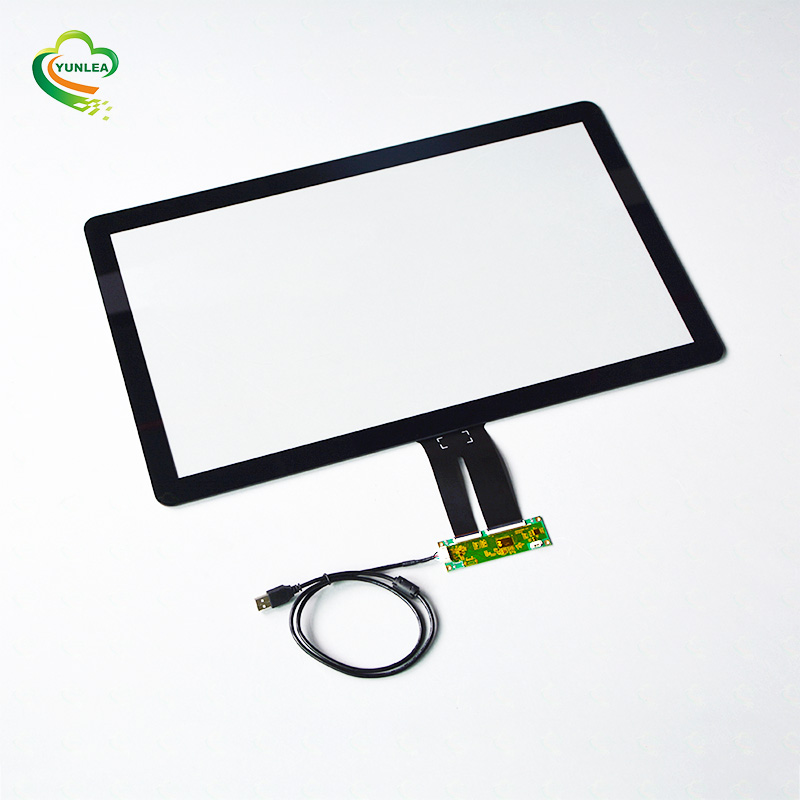 Custom 17 inch multi touch overlay kit USB I2C RS232 interface EETI ILITEK