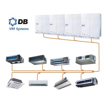 Dunham-bush Vrv Vrf System Heating / Cooling Central Air Conditioner - Buy  Vrv / Vrf System Air Conditioner,Central Vrv Air Conditioner,Central Air