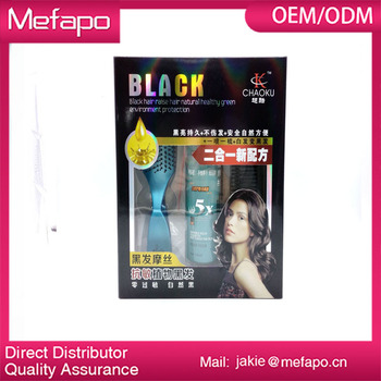 Semipermanent Black Henna Hair Dye The Black Magic Combs Hair Dye