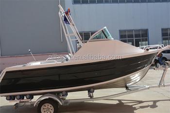 Cheap 17ft Cuddy Cabin Aluminium Fishing Vessel Press Boat Buy