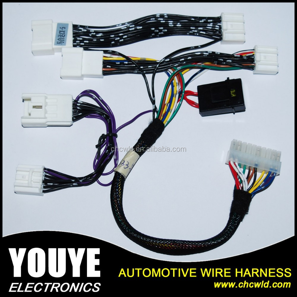 Automobile MAZDA CX 5 wire harness connectors automobile mazda cx 5 wire harness connectors terminals buy Automotive Wire Connectors at bayanpartner.co