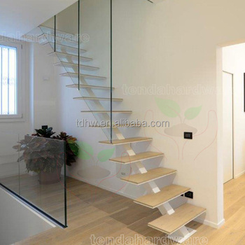 Amazing Hot Sale Space Saving Stairs Residential Steel Staircase
