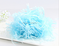 Factory direct sale shredded paper for gift box filling