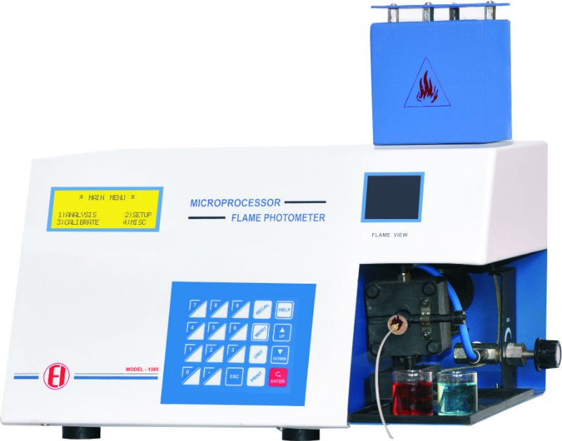 Flame Photometer Model - 1382