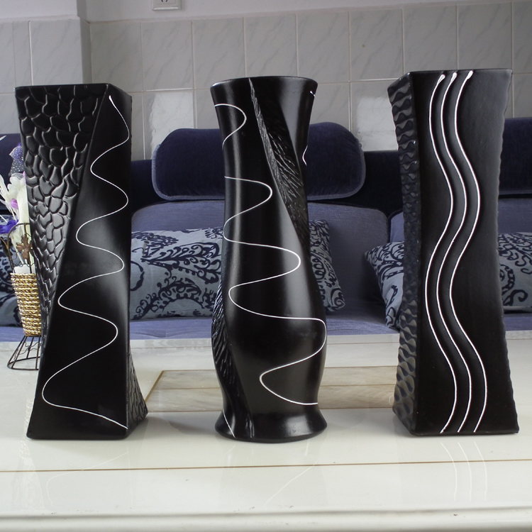 european fashion ceramic flower vase porcelain vases decoratives vaso for home decoration modern. Black Bedroom Furniture Sets. Home Design Ideas