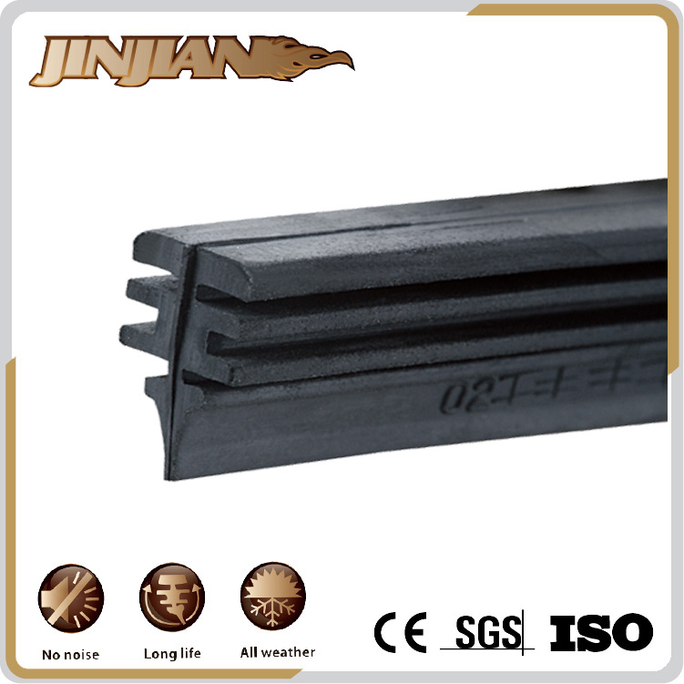 JJ Various type Wiper Blade Rubber
