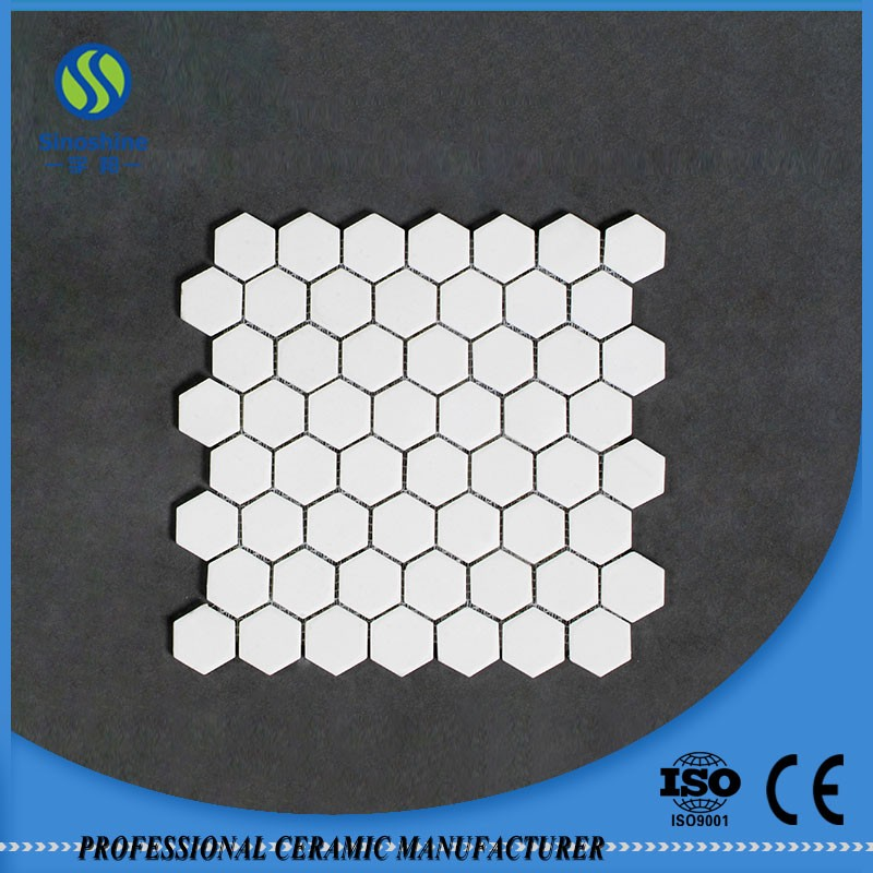 Quality Products alumina ceramic 5mm mini mosaic tile alumina ceramics