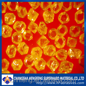 Supply abrasives materials high quality hot sale synthetic monocrystal diamond abrasives