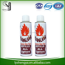 China supplier Butane Lighter Gas Factory for BBQ