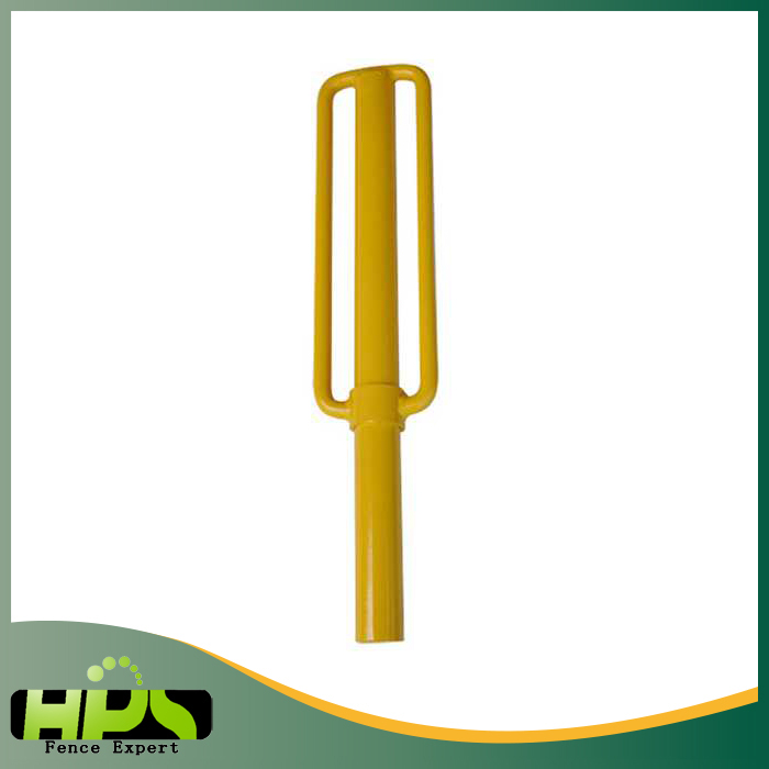 electrical tools names electric fencing with handles fence steel post driver