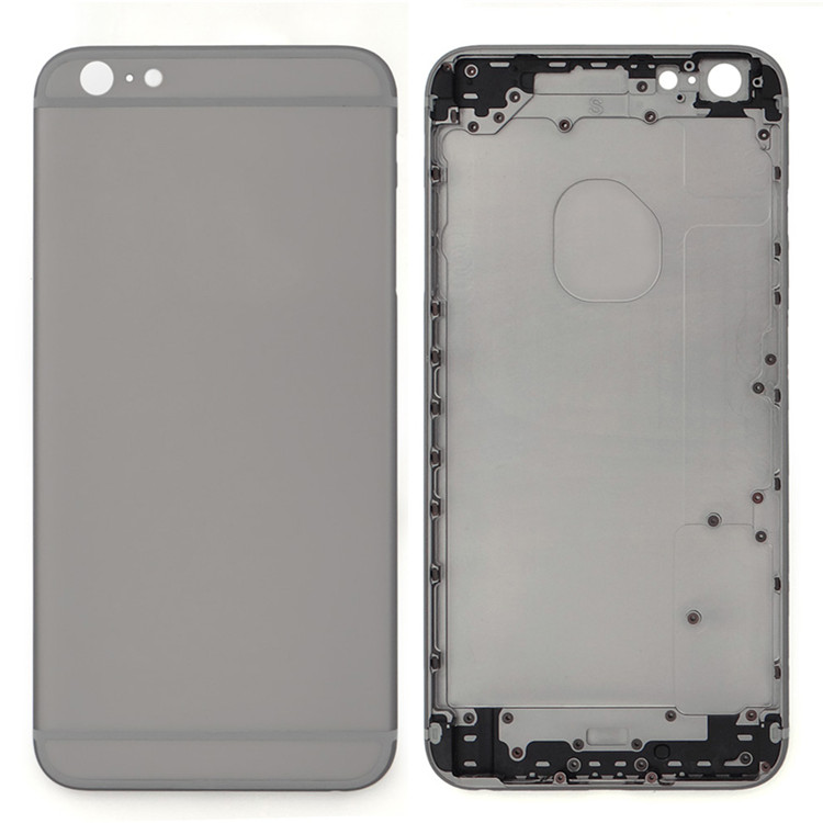 Back Housing Frame Battery Door Back Cover For iPhone 6 Plus