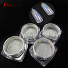 Special effect pigment holographic laser effect nail art pigment powder for nail polish