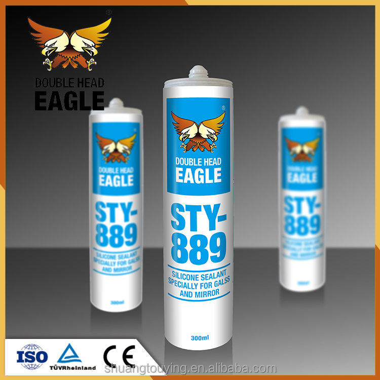 New Arrival Transparent Household Application Acid Resistant Silicone Sealant