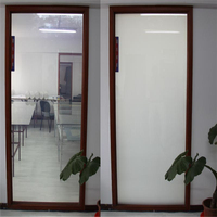 New design electric tint or clear smart glass film