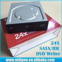 All brand 24X DVD RW DVD Writer DVD Burner Optical drive for desktop with SATA and IDE interface