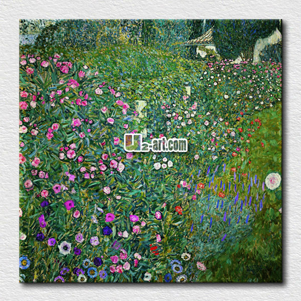 Wholesale printed High quality oil painting factory product gustav klimt modern artwork