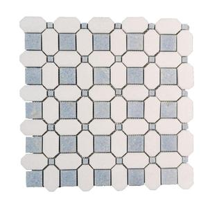 Blue Marble Mosaic Tile Supplieranufacturers At Alibaba