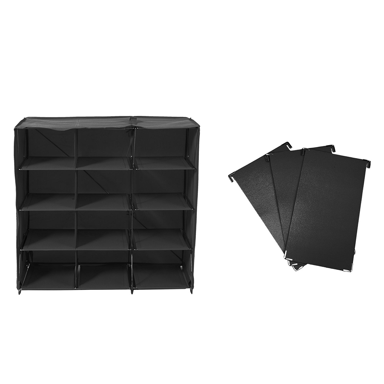 Origami - folding shelves: Wish I had these for my business ... | 1500x1500