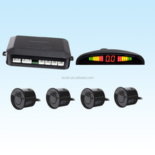 Front parking sensors with dual seven segment LED dispaly range 0.3-2.5 m