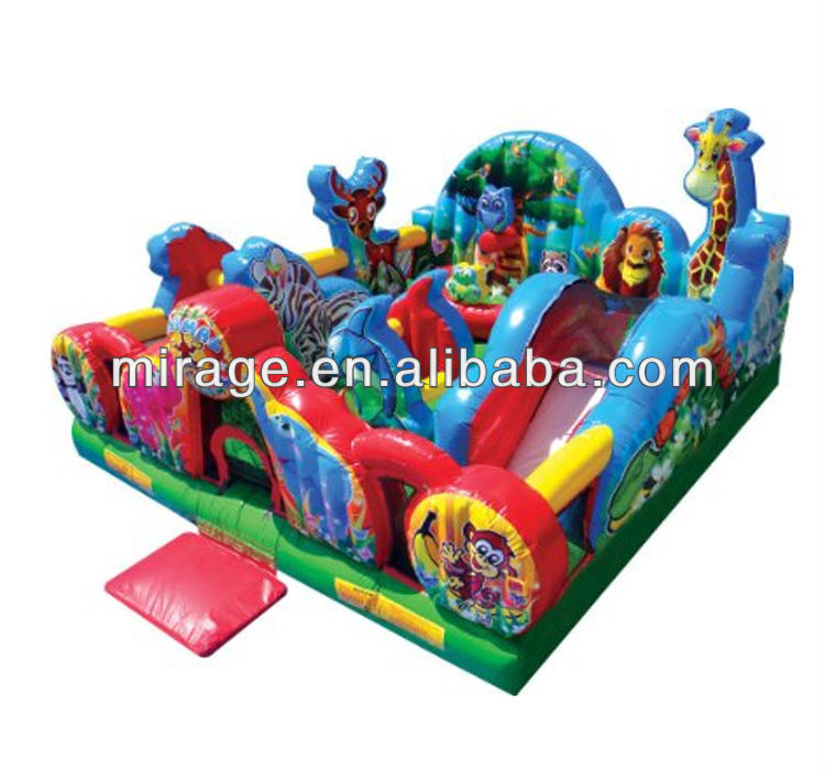 2014 Indoor inflatable little jumping and bouncy made in china