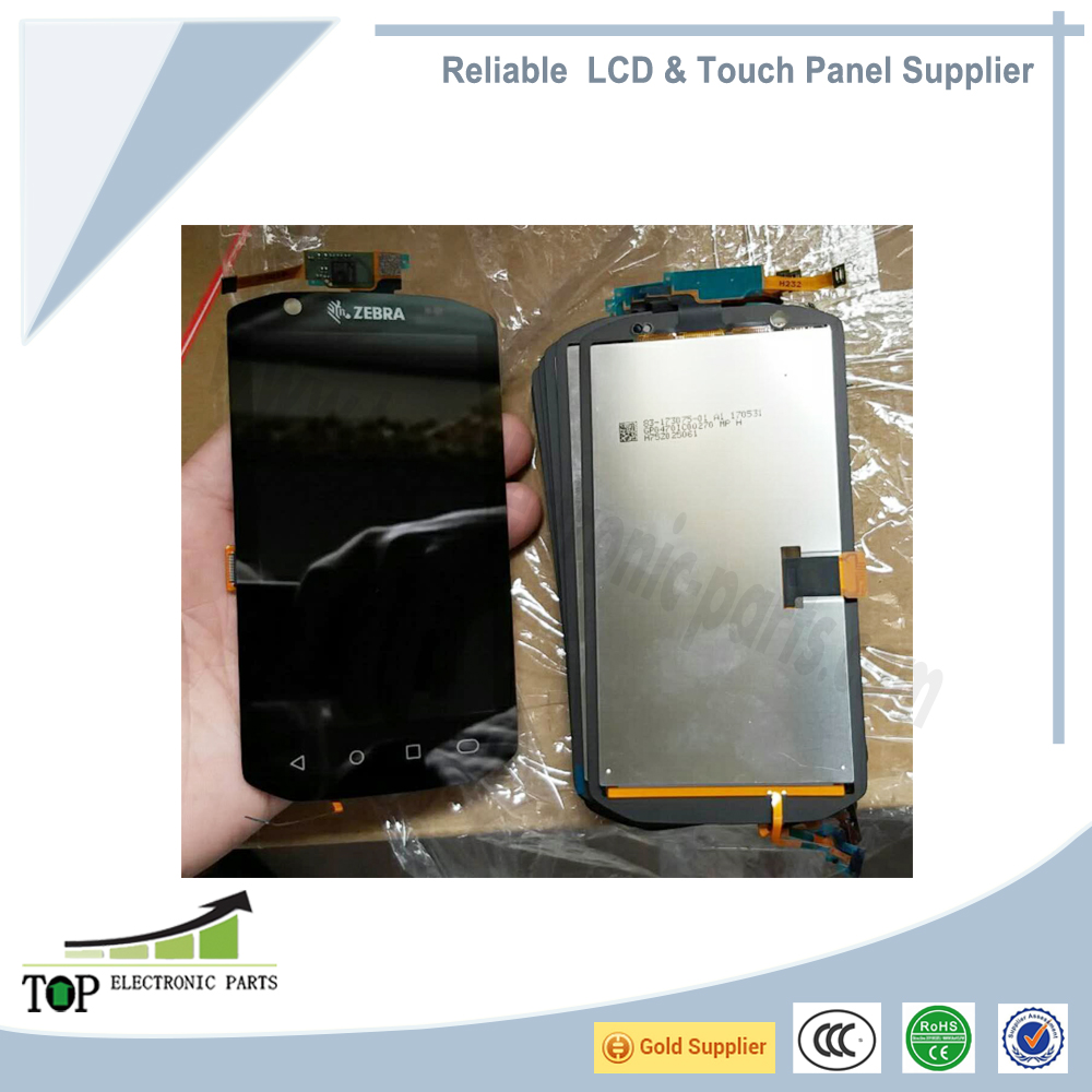 For Motorola Symbol Zebra Tc70 Full Lcd Screen Display Assembly With