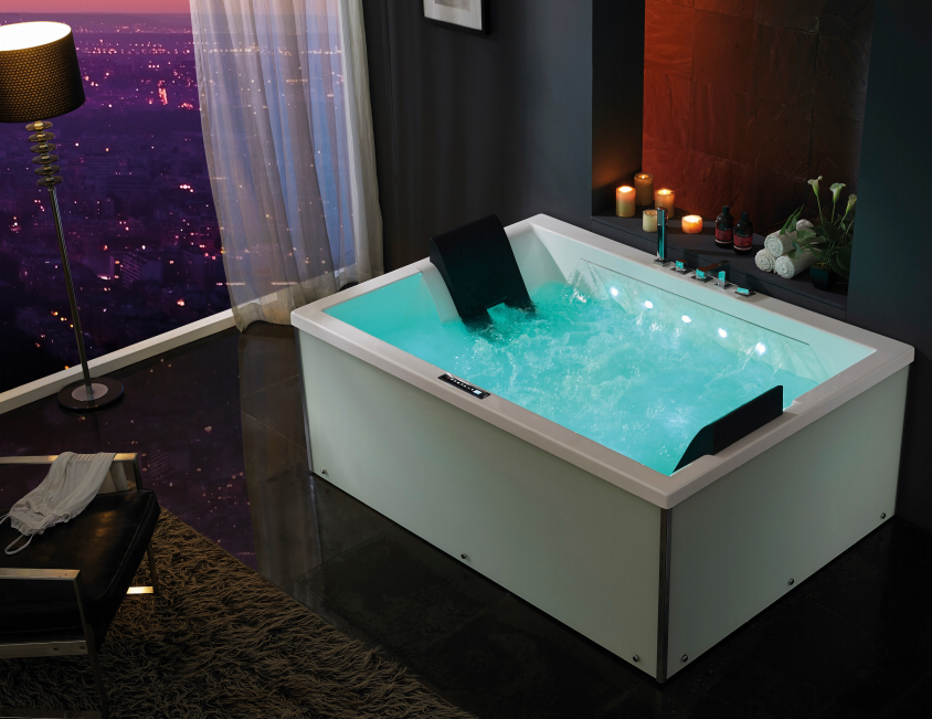 HS 1832A Best Acrylic Bathtub Brands,apollo Massage Bathtub For Fat People