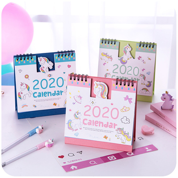 Hot sale customized table calendar printing