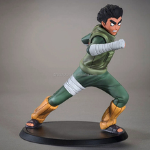 Hot koop japanse anime action figure levensgrote <span class=keywords><strong>Naruto</strong></span> Rock Lee standbeeld