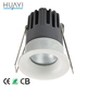 IP65 Australia Corrugated Iron Narrow Beam 8W COB LED Downlight Dimmable 240V Down light