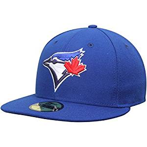 quality design 9f231 7015c New Era Toronto Blue Jays MLB Authentic Collection 59FIFTY On Field Cap  NewEra