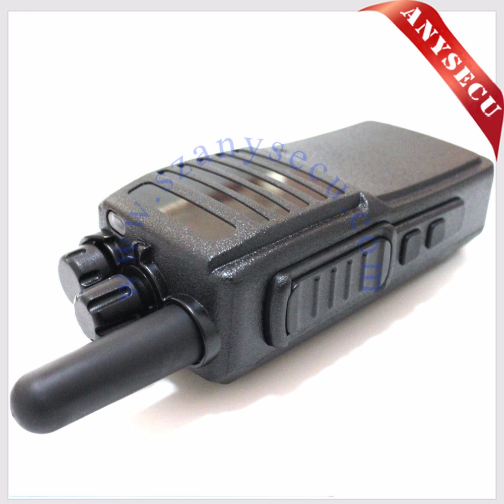 New product Anysecu 3G-GT100 WCDMA 3G Two way radio/walkie talkie 5000KM talking range 3G signal radio with SIM Card
