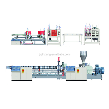 extruded polystyrene insulation board machine/equipment