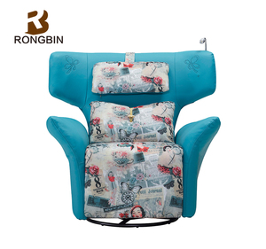 Free shipping Study room furniture china vibrating lazy boy recliner chair with speaker