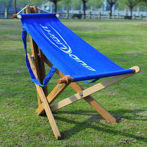 Folding Wooden Hammock Chair