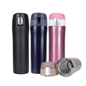 Travel used sublimation stainless steel thermos,double wall stainless steel vacuum flask