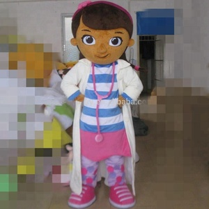 Doc Mcstuffins Costume Character Doc Mcstuffins Costume Character