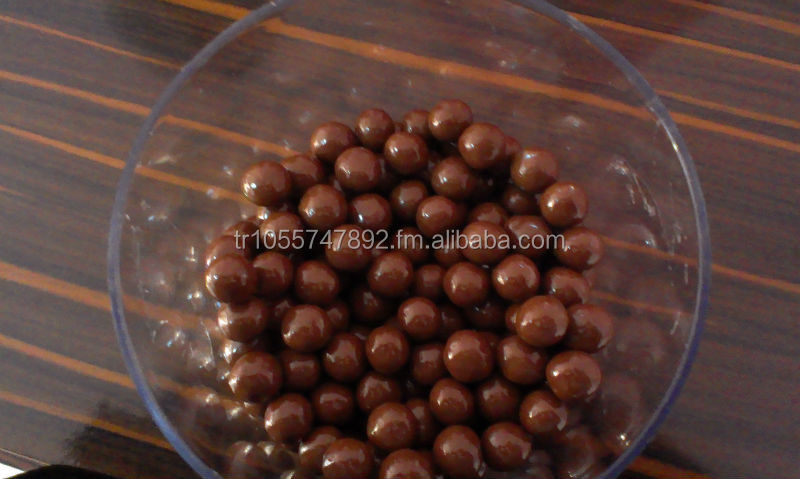 Dragee Chocolate Nut